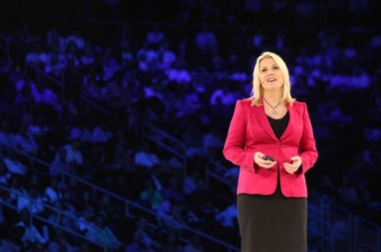Laura Ipsen - General Manager & Senior Vice President - Oracle Marketing Cloud, Oracle keynote speaker modern marketing experience