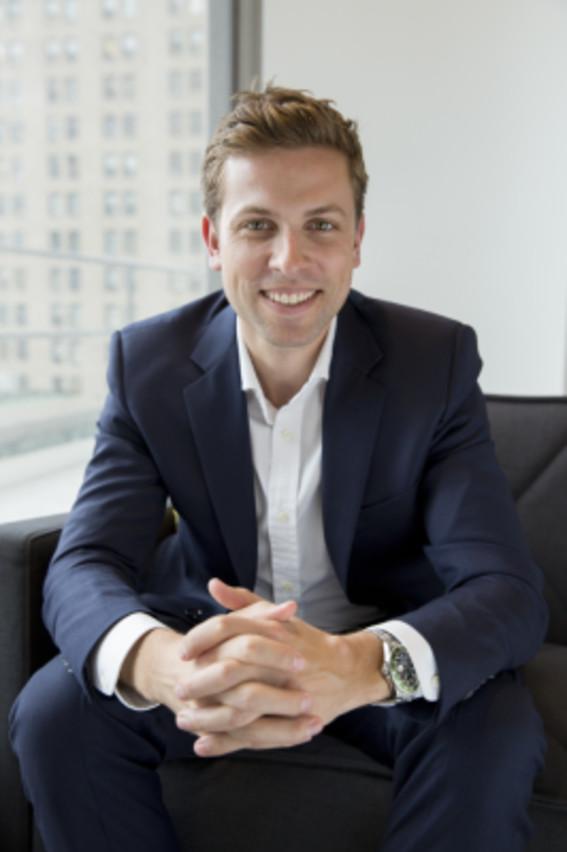 Ross Clark -  Vice President / GM , SWEET - SNAPCHAT DISCOVER CHANNEL keynote speaker social media week new york
