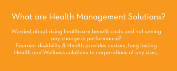 What are Health Managment Solutions?