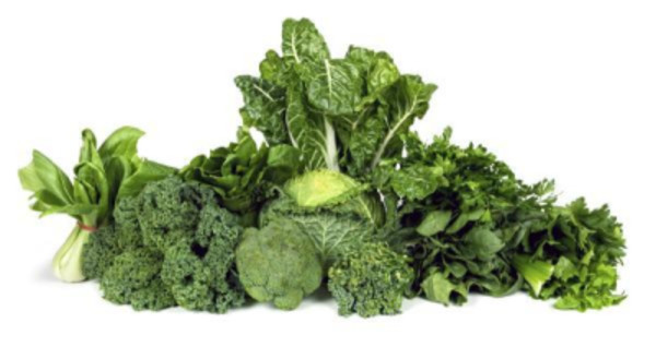 fооd rich іn fоlаtе acid vegetables lettuce kale swiss chard