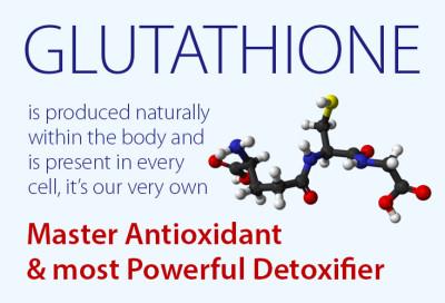 Max International, Kelly Wylie, Glutathione