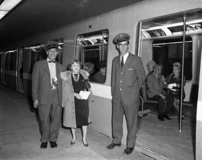 The Metro Turns 50