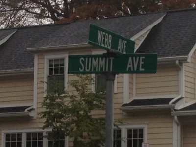 River Edge's Ever Changing Street Names