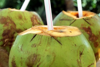 Refreshing Coconut Water
