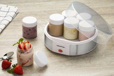 The Magical Yogurt