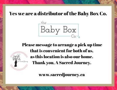 Baby, Box, Co, Baby Box University, A, Sacred, Journey, Free