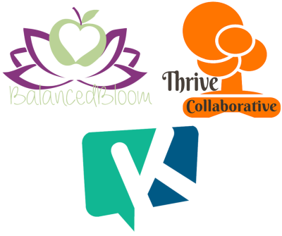 Balanced Bloom, Thrive Collaborative, Klusster Media Inc.