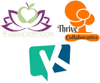 Balanced Bloom, Thrive Collaborative, Klusster Media Inc.