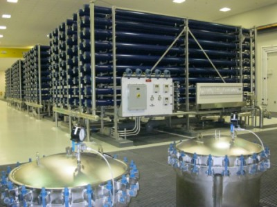 North Cape Coral Plant, florida, desalination plant, reverse osmosis