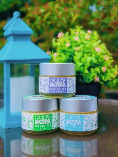 Moyaa Shea Butter, Fair Trade, Eco-Friendly, natural