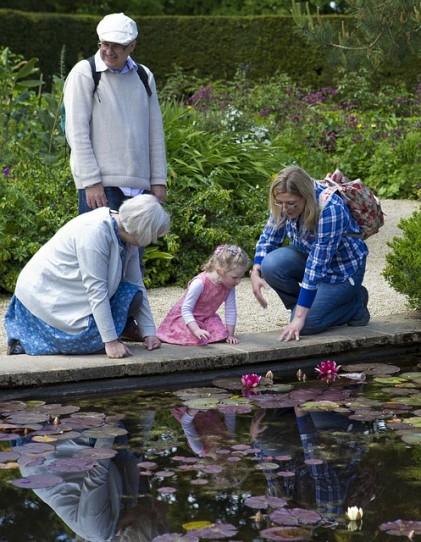 share time outings visit appreciate seniors grandparents grandchildren