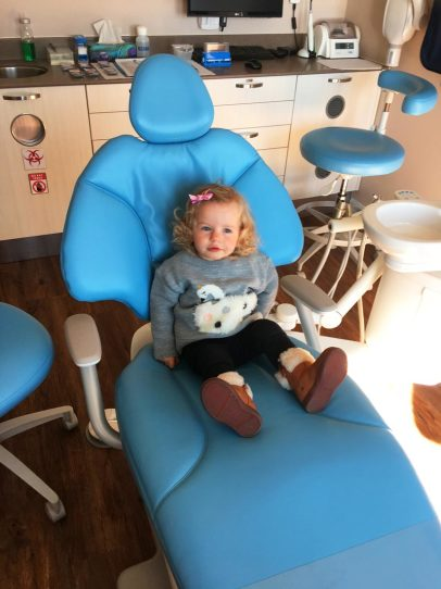 Children first dentist visit