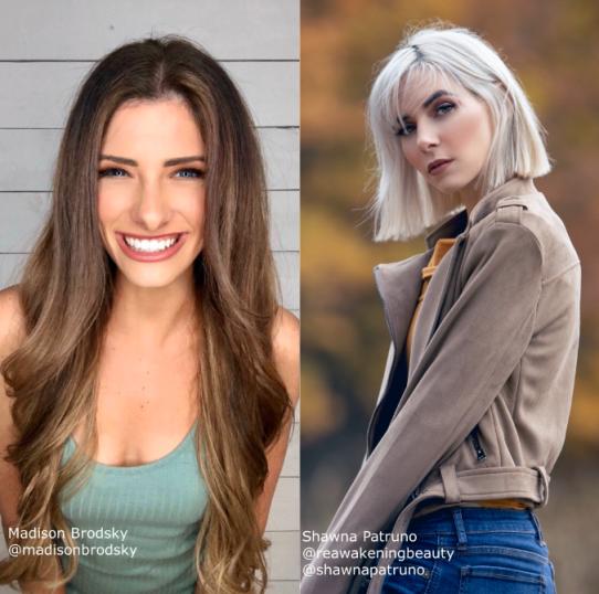 Shawna Patruno Host of the Reawakening Beauty Podcast