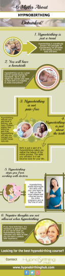 6 Myths About Hypnobirthing Debunked!