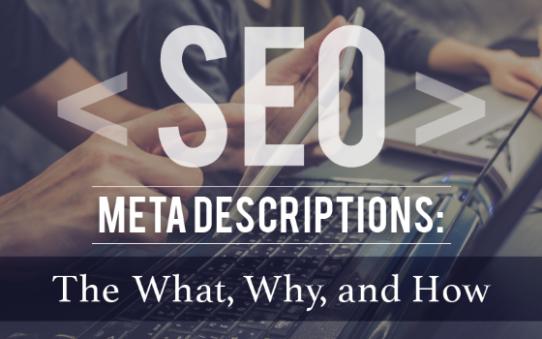 Meta Descriptions, SEO, Klusster Media