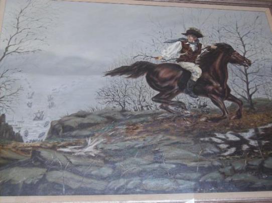 The Closter Horseman