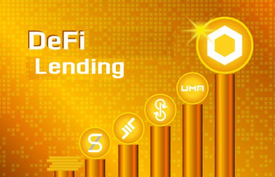 DeFi Lending Platform