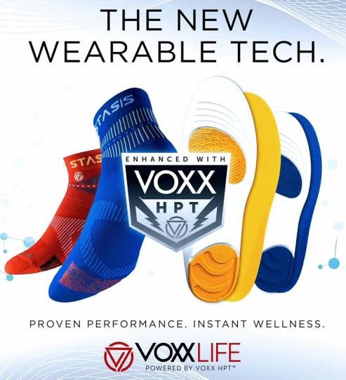 VoxXenials, People Helping People, VoxxLIfe Socks,