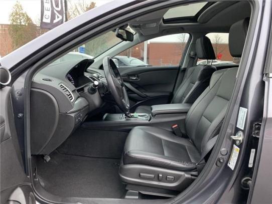 Interior  2017 Acura RDX