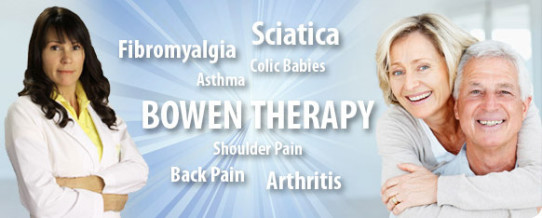 Let It Heal, Bowen Therapy