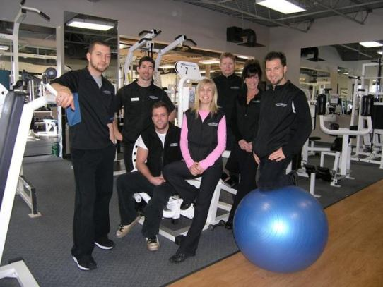 The Fitness Firm Burlington