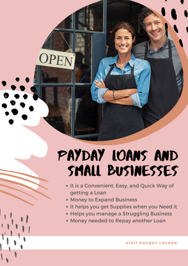 Smart Reasons to Get a Payday Loan for Small Business Needs