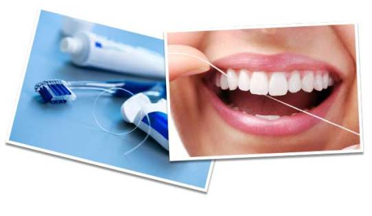 brushing your teeth, flossing, bad breath solutions, burlington dentist