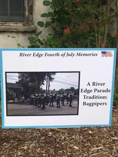 """""""River Edge Fourth of July Memories"""""""