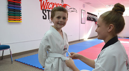 Tae Kwon Do, Martial Arts, Belmont Village
