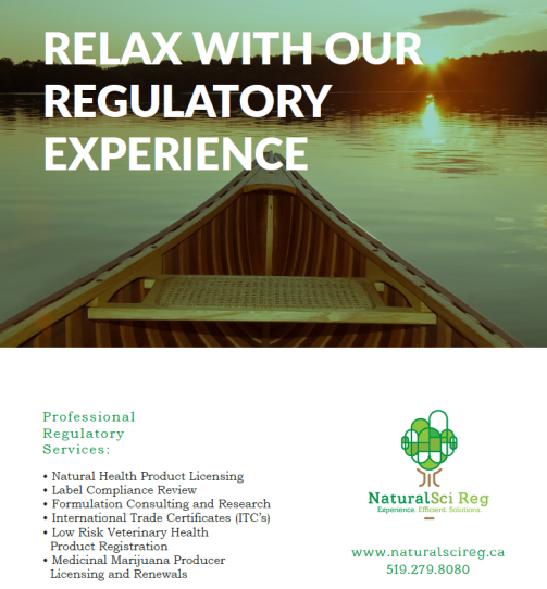 regulatory, natural, supplement, health canada, help