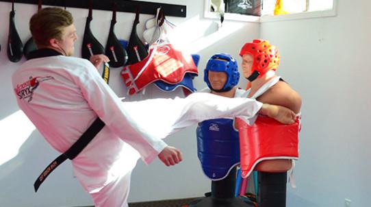 Tae Kwon Do, Martial Arts, Belmont Village