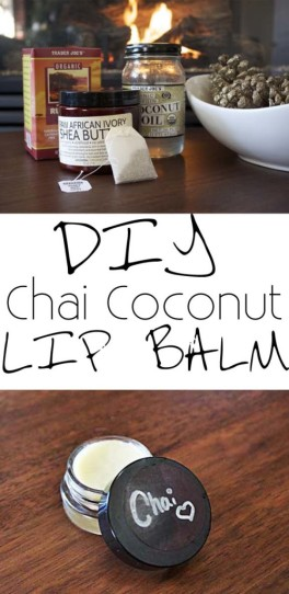 25 DIY Coconut Oil Christmas Gift Ideas