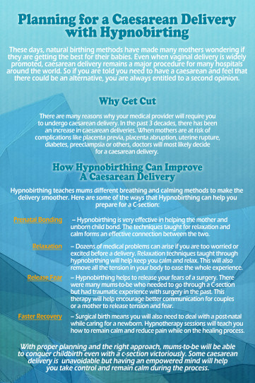 Planning For A Caesarean Delivery With Hypnobirthing