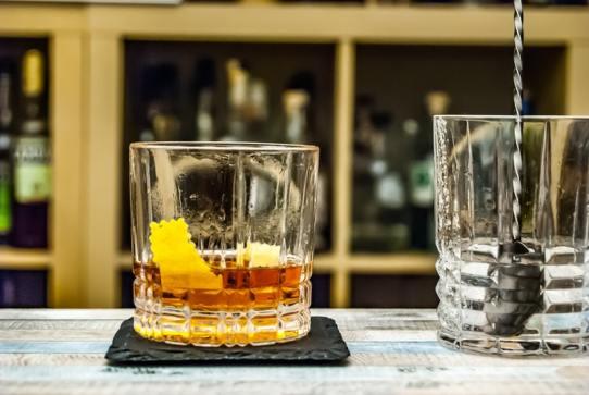 glass half empty, glass half full, pessimist, optimist, whisky, whiskey, scotch, bar