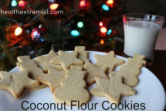 coconut flour cookies, cookies, coconut flour, paleo recipes