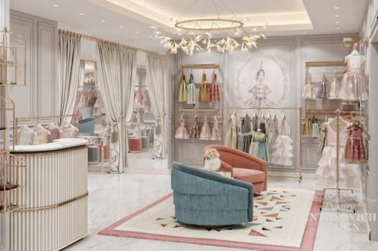 Svitlana Antonovich. The best boutique design tips: everything you need to know!