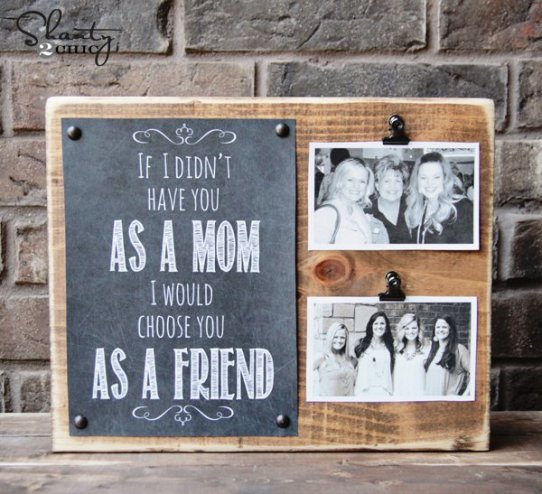 10 Absolutely Easy DIY Mother's Day Gift Ideas Below $20