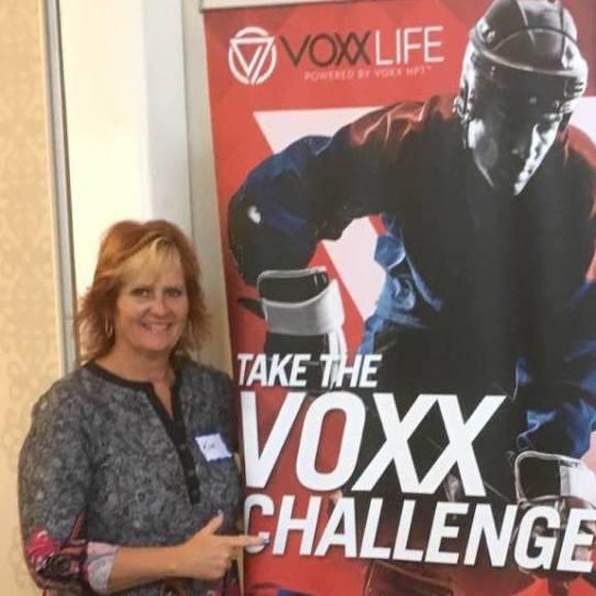 Kim MacDermott Voxxlife Team Leader, Voxxlife Socks, VoxXenials