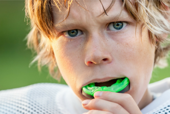 Britton Orthodontics, Mouth Guards