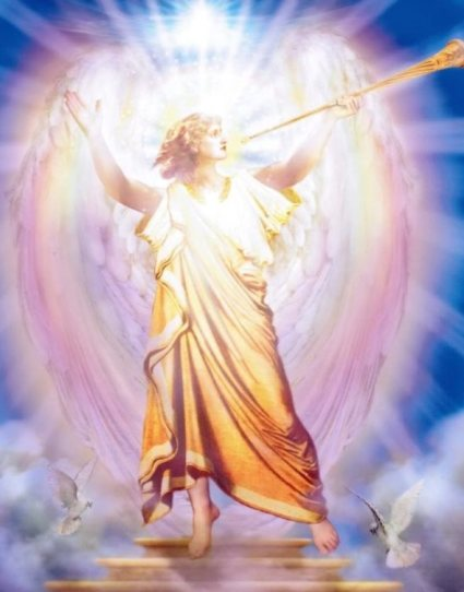 Archangel Gabriel, Andrew Bray, Energy Awaken, The Mystic Tree
