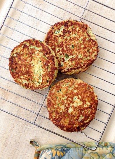 paleo recipes, zucchini fritters