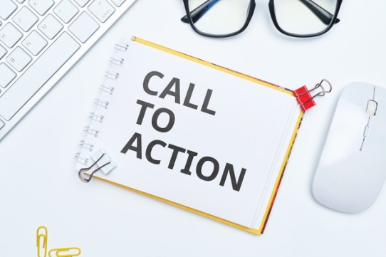 Call to action b2b