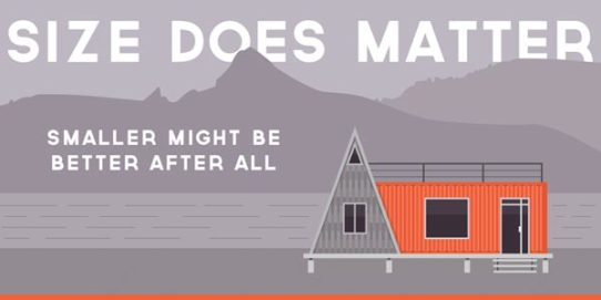 size does matter, tiny home movement, tiny houses