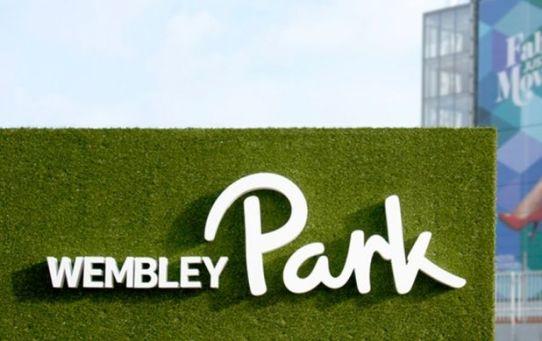 wembley park custom signs