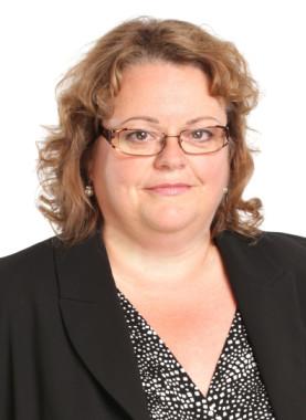 Lucie Fournier, coach