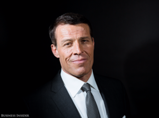 Tony Robbins, coach, speaker, motivational speaker