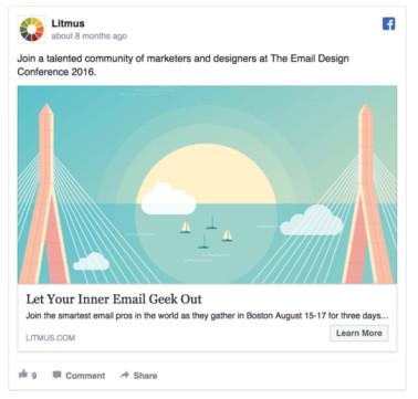 Facebook, community