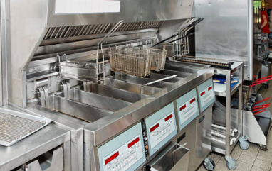 deep fryer, eating out, healthy
