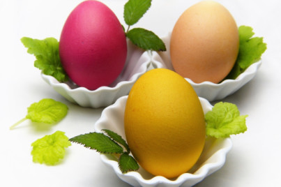 healthy easter, eggs, eat well, nutrition, wellness