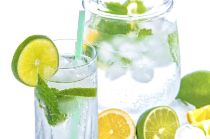 water, refresh, lime, hydration